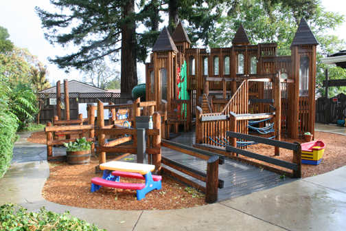 Lgpns Playground Founded In 1946 Los Gatos Pa Nursery